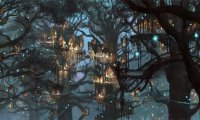 Lovely Lothlorien