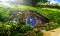 In the House of Tom Bombadil