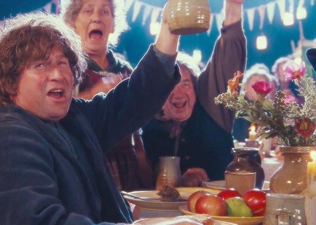 Ain T No Party Like A Hobbit Party Audio Atmosphere
